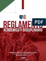 REGLAMENTO ACADEMICO  DISCIPLINARIO EMSUB 2019.pdf