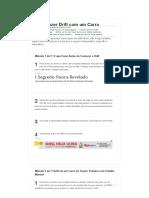 7 Formas de Fazer Drift com um Carro - wikiHow.pdf