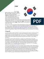 KOREA SELATAN Ayis