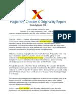 5.Plagiarism Report