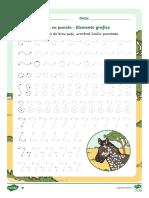 Zebra cu puncte - Fise cu elemente grafice.pdf