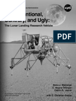 Unconventional, Contrary, And Ugly the Lunar Landing Research Vehicle