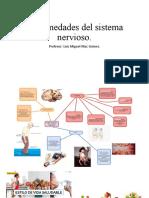 Enfermedades del sistema nervioso clase 3unidad 3 segundo basicos