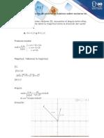 Algebra lineal, vectores y matrices