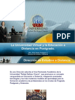 La Universidad Virtual