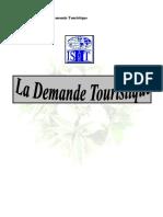 Demande Touristique.doc