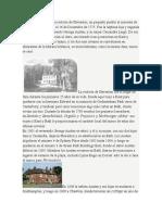 Jane Austen nació en la rectoría de Steventon