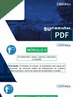CLASE 6-PROCESO DEL TESTAMENTO