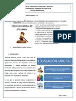 GUIA 3 Derechos laborales