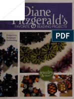 Diane Fitzgerald's Favorite Beading Projects Stringing to Beadweaving