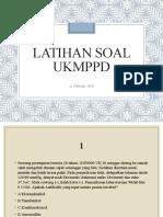 Soal UKMPPD obgyn Lengkap