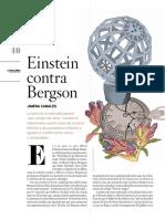Einstein vs. Bergson.pdf