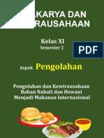 C. Menghitung Titik Impas (BEP)  Usaha Makanan Internasional