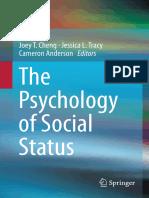 The Psychology of Social Status_2014.epub