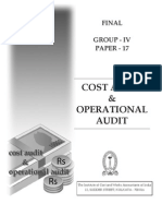 8201231_ICWAI_Cost Audit %26 Operational Audit Text