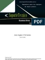 Service Manual -ACER Aspire 1710 Series
