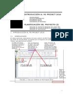MODULO 1 Y 2 para desarrollar PROJECT 2016