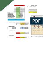 Distribucion de carga( Criterio de Livingston), Fc y Fp