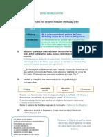 FICHA DE APLICACIÓN  - Literatura ...