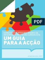 Condições e possibilidades de desenvolvimento de cursos EFA_um guia para a ação
