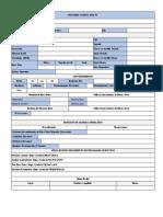 Formato Historia Clinica Del PC