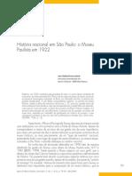 BREFE, a História Nacional em SP