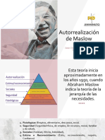 Autorrealización de Maslow.pptx