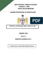 2R ODONOTLOGIA SILABO DE CLINICA INTEGRALDEL ADULTO III 2019 MG JESUS CARDENAS CRIALES (2).doc