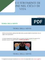8. Teoria della mente