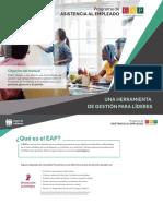 Programa asistencia al empleado orientación Bienestar y Directivos