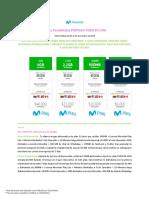 Oferta Portabilidad PREPAGO Octubre 01 de 2019