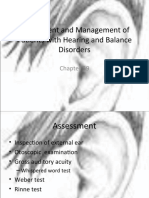 62756099-Assessment-and-Management-of-Patients-With-Hearing-and-Balance-Disorders-Web.ppt