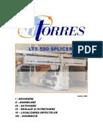 Descriere SPLICER LTS-590