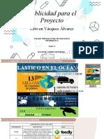 Publicidad para el Proyecto