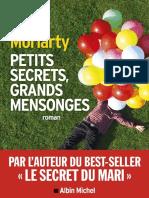 [Moriarty Liane] Petits Secrets, Grands Mensonges(z Lib.org)