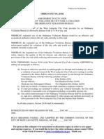 Ord 26-08 Ord Violations Bureau