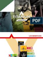 Presentación productos TITANIUM