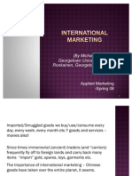 3939407 International Marketing