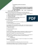 RECOMENDACIONES DE TICSE XD