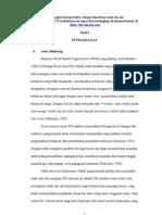 Gambaran Sikap Dan Tindakan Akseptor KB Dalam Mengatasi Efek Samping Alat Kontrasepsi Suntikan (Injectab~0