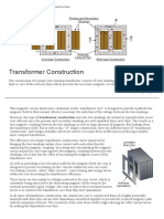 Transformer Construction and Transformer Core Design.pdf