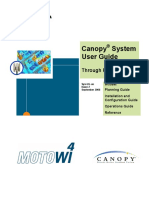 Canopy System User Guide