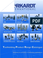 FORKARDT Toolholding Catalogue