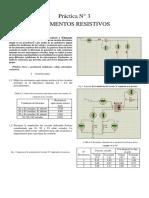 Informe3_Electrónica_Elementos Resistivos