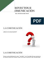 CLASE 3 - COMUNICACIÓN