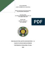 DEFFRY APRIALDY_NIM 190522030 Tugas Resume Audit SDM