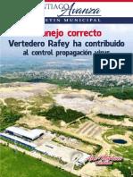 Boletín Municipal Ayuntamiento Santiago Abril 2020