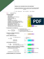Diseño Hidraulico del sistema_MAYAS