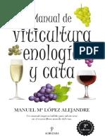 Manual de Viticultura Enologia y Cata Manuel Lopez Alejandre