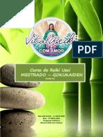 Apostila REIKI USUI Mestrado - GOKUKAIDEN - Marcelly-1-1